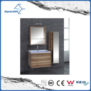 Wood MDF with Light Bathroom Cabinet (AME1111) pictures & photos