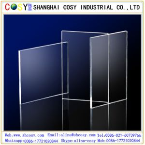 Cast Acrylic Sheet/Plexiglass Sheet/PMMA for Advertising and Engraving pictures & photos