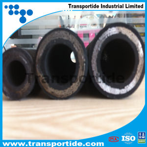 Wire Spiral Hydraulic Rubber Hose for High Pressure pictures & photos