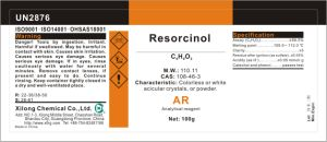99.5% Resorcinol CAS#108-46-3 pictures & photos