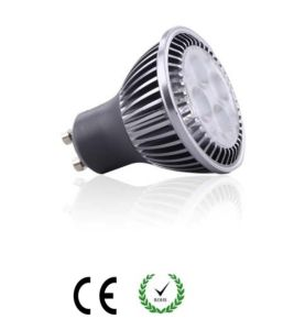 5W GU10 Spotlight 4PCS High Brightness LED (ECO-GU10-003)