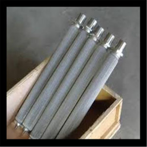 Hot Sale Sintered Metal Filter Element pictures & photos
