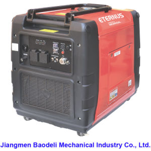 Automatic 6.6kw Portable Generator (SF5600) pictures & photos