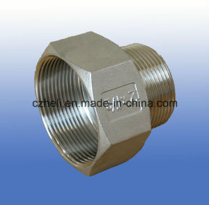 Stainless Steel 150lb Thread Pipe Fitting pictures & photos