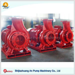 Electric Monoblock Close Coupled Centrifugal Fire Water Circulation Pump pictures & photos