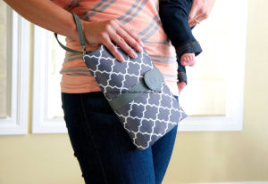 Portable Baby Diaper Changing Pad pictures & photos