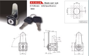 Cam Lock Furniture Lock, (AL-9904) pictures & photos