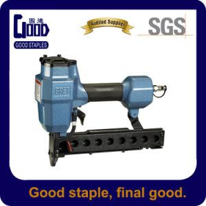 Interior Decoration Blue Color Pneumatic Tool Pneumatic Stapler (440K)