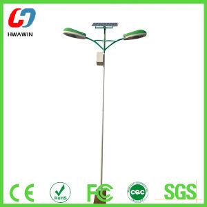 Energy Saving Solar Street Lighting with Double Light Source pictures & photos