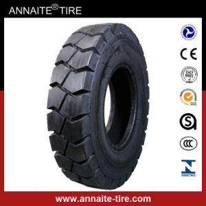 Solid Industrial Tyre Forklift Tyre (6.50-10) pictures & photos