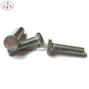 Stainless Steel 304 Flat Head Bolt with Knurling pictures & photos