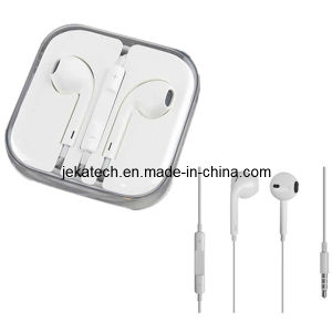 Earphone with Volume Control & Mic for Mobile Phone pictures & photos