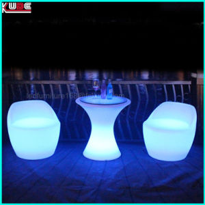 Light Chair Furniture LED Lounge Furniture LED Taboret pictures & photos