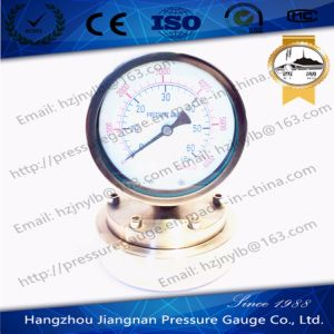 60kpa Stainless Steel Micro Pressure Gauge pictures & photos