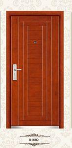 Modern Style Steel Security Door pictures & photos