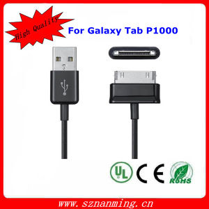 USB Data Cable for Samsung Galaxy Tab P1000 P1010 pictures & photos