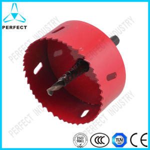 HSS Bi Metal Hole Saw for Cutting Pipe pictures & photos