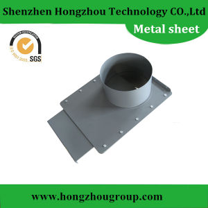 High Precision OEM Galvanized Customized Smoothly Sheet Metal Parts pictures & photos