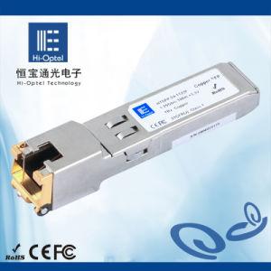 20. Copper Transceiver SFP Optical Module 100m RJ45 China Factory Manufacturer pictures & photos