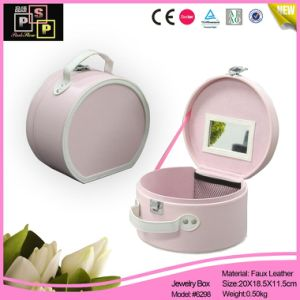 Mirrored Cosmetic Cream Box Cream Container (6298) pictures & photos