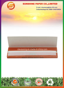 King Size Rolling Paper (20GSM white paper) pictures & photos