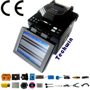 Fiber Optic Splicing Machine Fusionadora De Fibra Optica Arc Fusion Splicer Kit pictures & photos