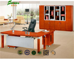 MDF High Quality Office Conferece Table with Metal Frame pictures & photos
