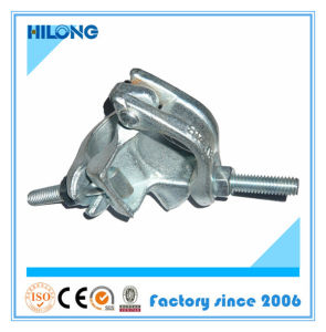 Galvanized Hot Forged Steel Construction Scaffolding Double Fixed Coupler