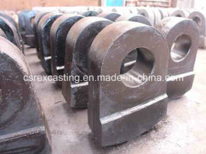 Impact Crusher Wear Part Blow Bar High Chrome Casting pictures & photos