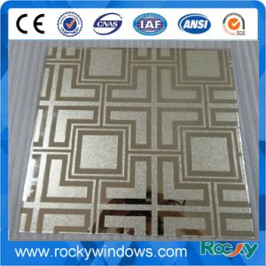 Competitive Factory Price 2mm-6mm Decorative Sliver Mirror pictures & photos