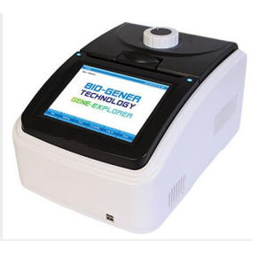 Touch Screen High Performance DNA Thermal Cycler PCR Machine pictures & photos