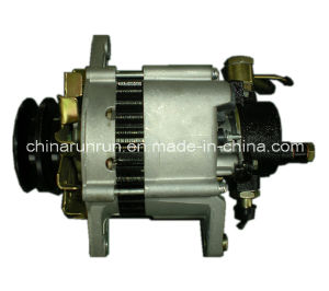 Alternator 12V 50A for Nissan Td27 (23100-02N16) pictures & photos