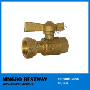 Brass Ball Valve for Water Meter pictures & photos