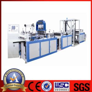 Automatic Nonwoven Fabric Bag Making Machine pictures & photos