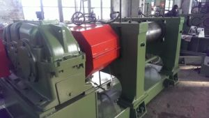 X (S) K550 Bearing Roller Rubber Mixing Mill pictures & photos