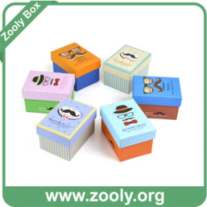 Small Cute Paper Gift Packing Box with Lid pictures & photos