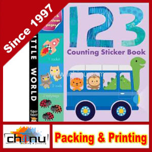 123 Counting Sticker Book (440013) pictures & photos