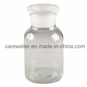 Laboratory Borosilicate Glass Reagent Bottles with Glass Stopper pictures & photos