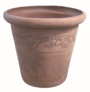 Recycled Plastic Flower Pot (10EDI40)