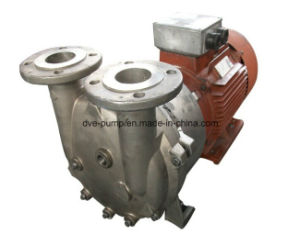 Water Ring Vacuum Pump 1450r/Min Rotary Speed pictures & photos