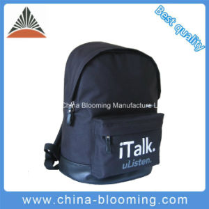 Promotion Polyester School Backpack Double Shoulder Student Bag pictures & photos