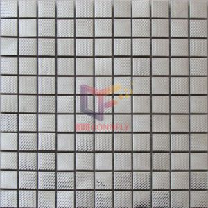 Dotted Face Stainless Steel Mosaic (CFM950) pictures & photos