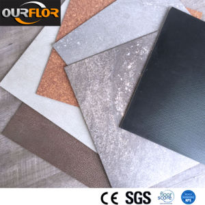 5.0mm Thick Anti-Slip PVC Loose Lay PVC Floor pictures & photos