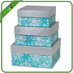 Customized Cardboard Packaging Box for Christmas Gift Box pictures & photos
