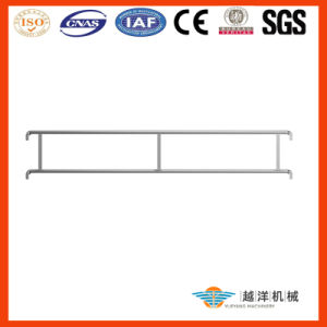 Facade Scaffolding System--Double Guardrail pictures & photos