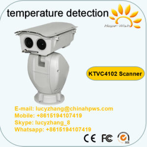 Security CCTV Scanner Temperature Detection Thermal Camera pictures & photos