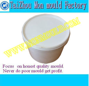 Injection Tooling for Plastic Paint Kettle pictures & photos