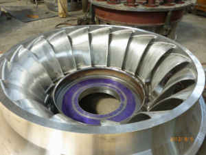 Francis Turbine Runner Replacement / Runner Change of Water Turbine pictures & photos