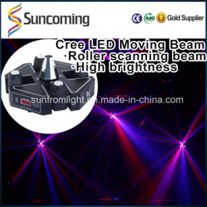 RGBW 4in1 DJ Lighting Spider Beam LED Light Moving Head pictures & photos
