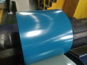 Building Material Color Coated Galvanized Steel Coil PPGI (0.14-0.8mm) pictures & photos